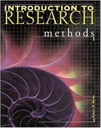 Introduction to Research Methods 4th Edition